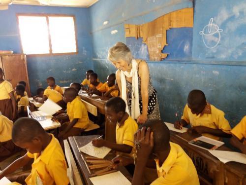 1 Ghana doven kinderen